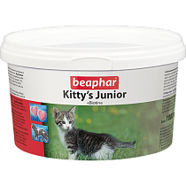 Беафар для котят KITTY`S JUNIOR 1000 таб 1*12